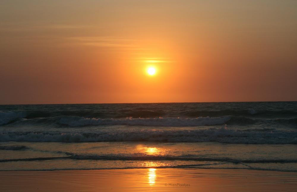 sunset Broome Australia